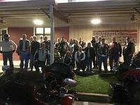 2017 Tuesday Night Dinner Rides